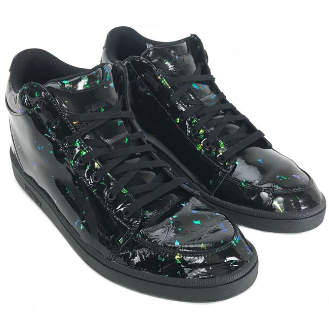 Mcq Serve Mid Ankle Sneakers Size