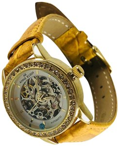 Anne Klein Ann Klein Faux Diamond Encrusted Watch