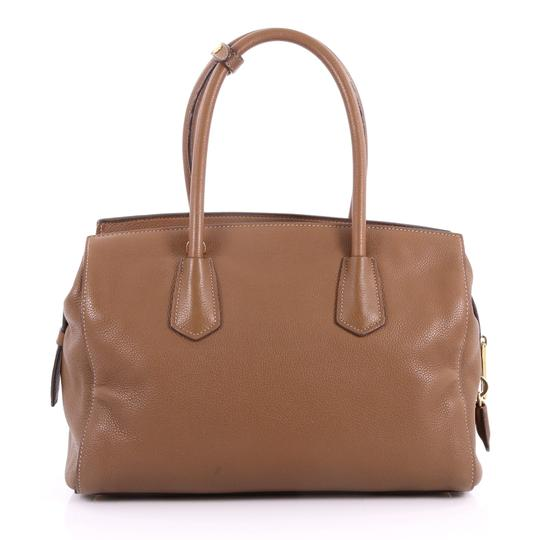 Prada Convertible Tote in brown