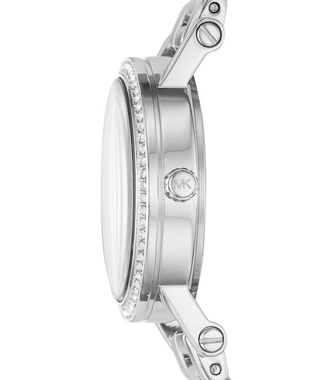 Michael Kors Watch Norie Stainless Steel 28mm Image 1