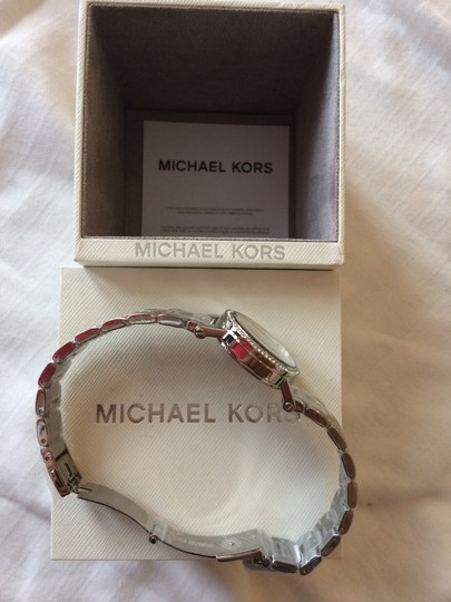 Michael Kors Watch Norie Stainless Steel 28mm Image 4