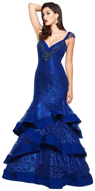 Preload https://img-static.tradesy.com/item/24171426/mac-duggal-couture-blue-black-white-red-80483r-long-formal-dress-size-6-s-0-1-650-650.jpg