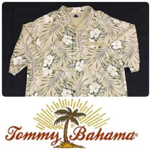 Tommy Bahama Button Down Shirt Green