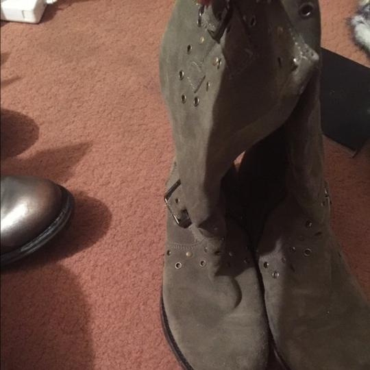 Juicy Couture grey Boots Image 2