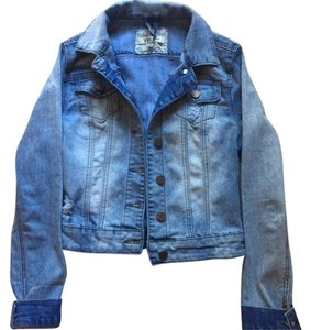 Alloy Apparel blue Womens Jean Jacket