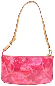 Louis Vuitton Floral Kusama Roses Sprouse Limited Edition Shoulder Bag