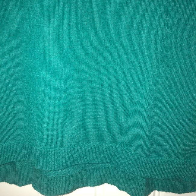 Madewell V-neck Fitted Fall Winter Bright Sweater Image 3