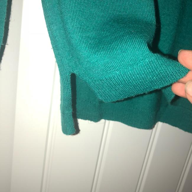 Madewell V-neck Fitted Fall Winter Bright Sweater Image 6