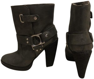 Belle by Sigerson Morrison Gray Boots