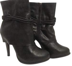 Anne Michelle Black Boots