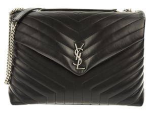 Saint Laurent Monogram Loulou Loulou Large Loulou Shoulder Bag