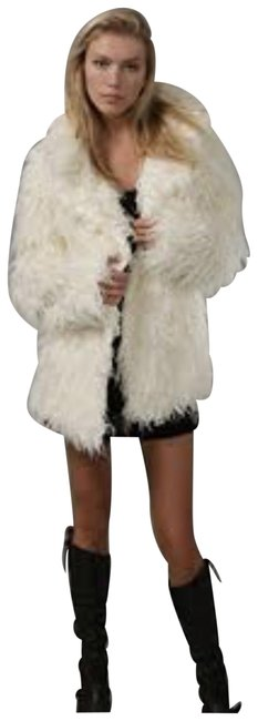 Item - Ivory Almost Famous Coat Size 4 (S)