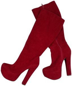 Luichiny Red Boots