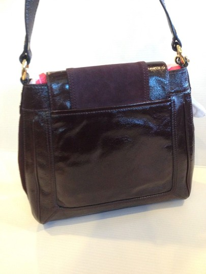 MILLY Tote in BROWN Image 4