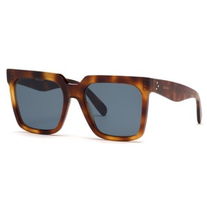 Céline Celine Tilda Sunglasses Brown Havana Oversized Square Large Wayfarer