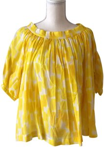 See by Chloé Top Yellow