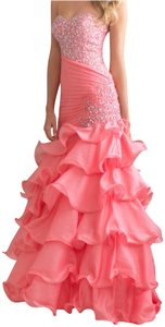 Night Moves Prom Collection Dress