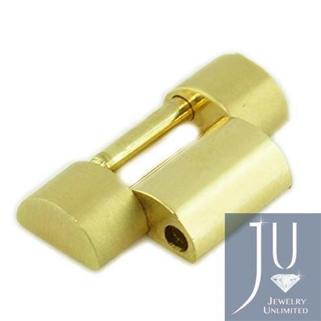 Item - Yellow Gold 18k Presidential Day Date 2 Rolex Watch Band Link 218238 17mm Men's Jewelry/Accessory