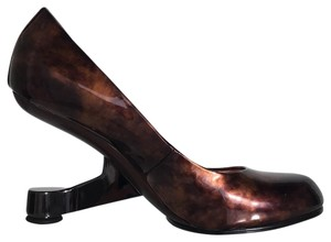 United Nude Brown Pumps