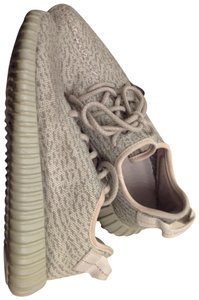 adidas X Yeezy Beige and army green Athletic