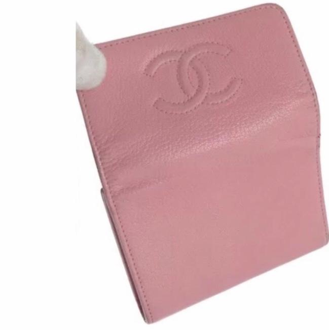 Chanel Pink Timeless Cc Wallet Chanel Pink Timeless Cc Wallet Image 2