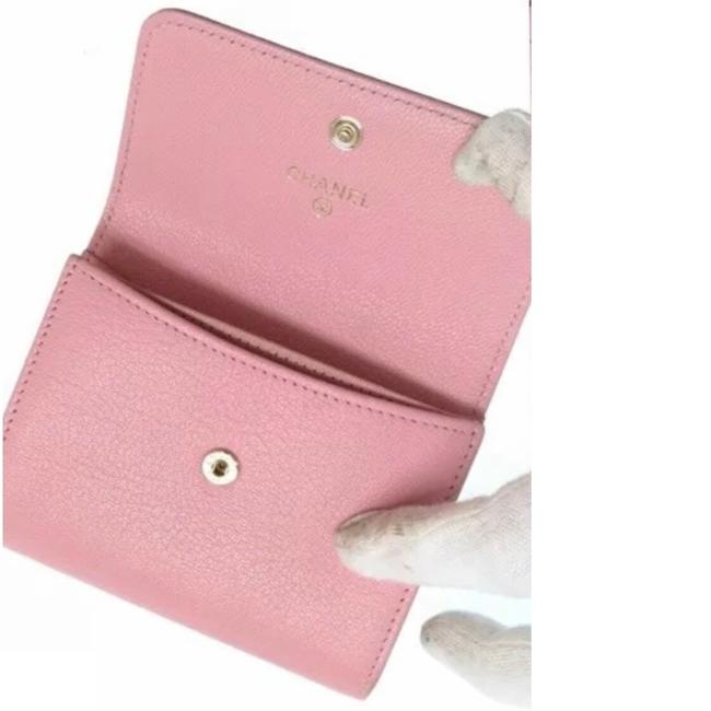 Chanel Pink Timeless Cc Wallet Chanel Pink Timeless Cc Wallet Image 4