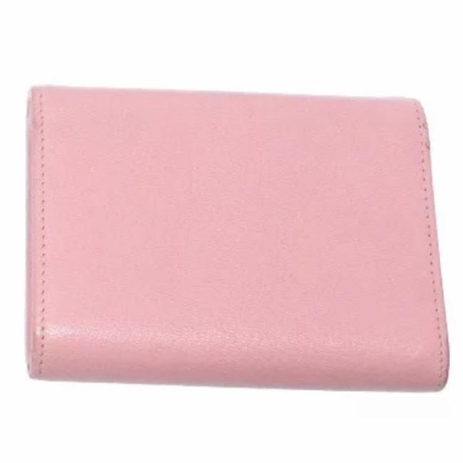 Chanel Pink Timeless Cc Wallet Chanel Pink Timeless Cc Wallet Image 5
