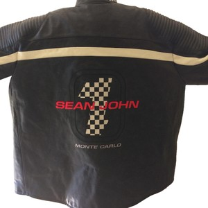 Sean John Motorcycle Jacket