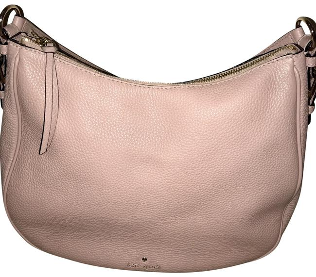 Item - Cobble Hill Mylie Pink/Blush Leather Hobo Bag