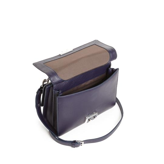 Luana Italy Satchel in Purple Image 2