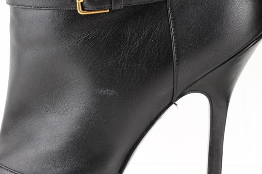 Saint Laurent Black Boots Image 10