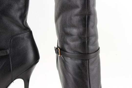 Saint Laurent Black Boots Image 8