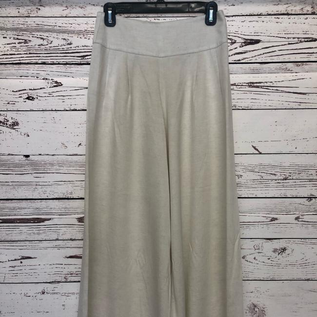 Neriage Wide Leg Pants Offwhite Image 1