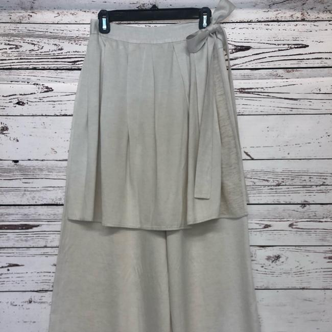 Neriage Wide Leg Pants Offwhite Image 4