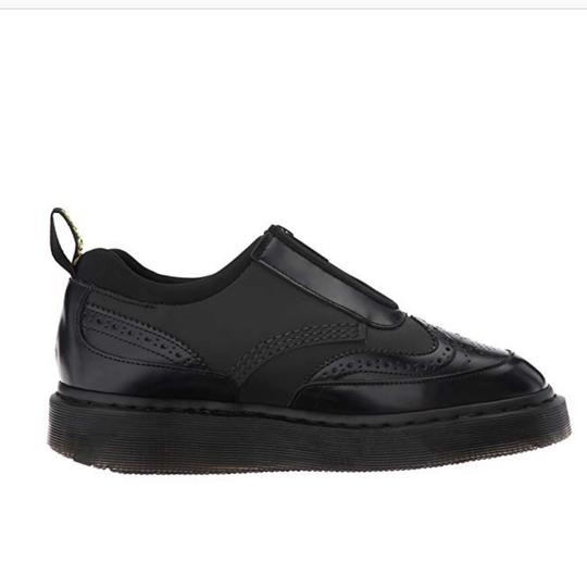 Dr. Martens Black Wedges Image 2