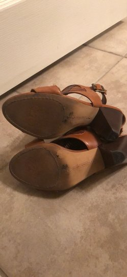 Vince Camuto Deep brown/light brown Sandals Image 3