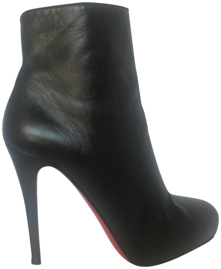 Preload https://img-static.tradesy.com/item/24176260/christian-louboutin-black-ankle-39it-platform-high-heel-women-lady-red-sole-alti-toe-zip-leather-boo-0-1-540-540.jpg
