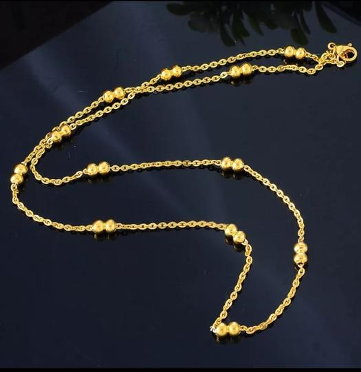 Xquisite by Desygn BEADED CHAIN NECKLACE Image 1