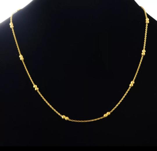 Xquisite by Desygn BEADED CHAIN NECKLACE Image 2