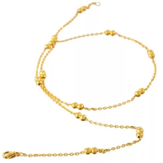 Xquisite by Desygn BEADED CHAIN NECKLACE Image 3