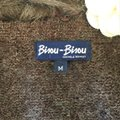 BISOU-BISOU FRANCE Chocolate Mohair Sweater Image 6