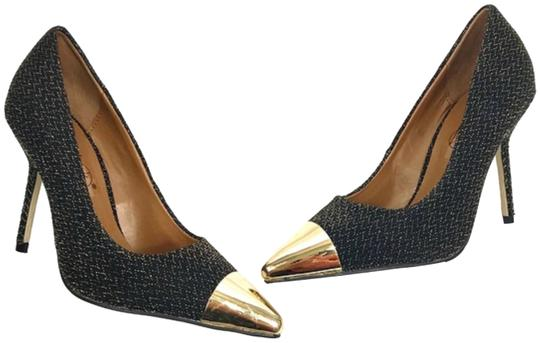 Dorothy Perkins Pointed Toe Black Pumps Image 0