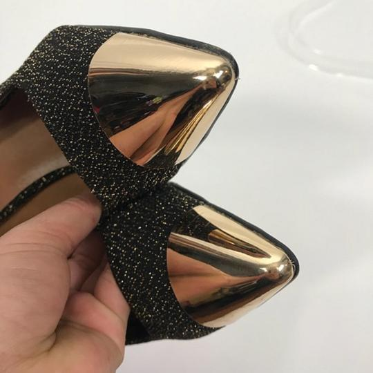 Dorothy Perkins Pointed Toe Black Pumps Image 7