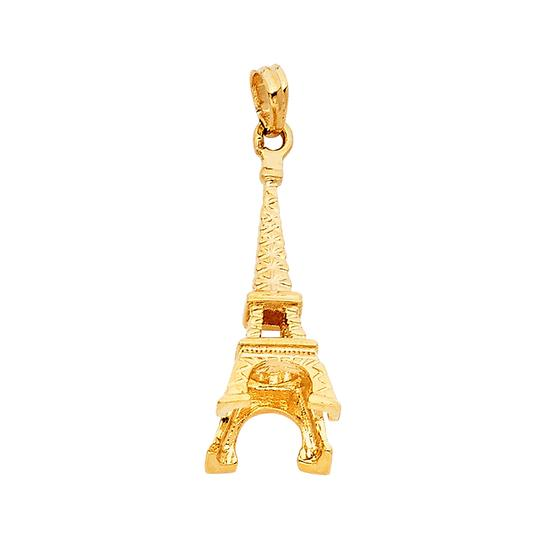 Preload https://img-static.tradesy.com/item/24176741/yellow-14k-paris-eiffel-tower-pendant-charm-0-0-540-540.jpg