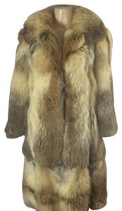 Canadian Fox Fur Fur Coat