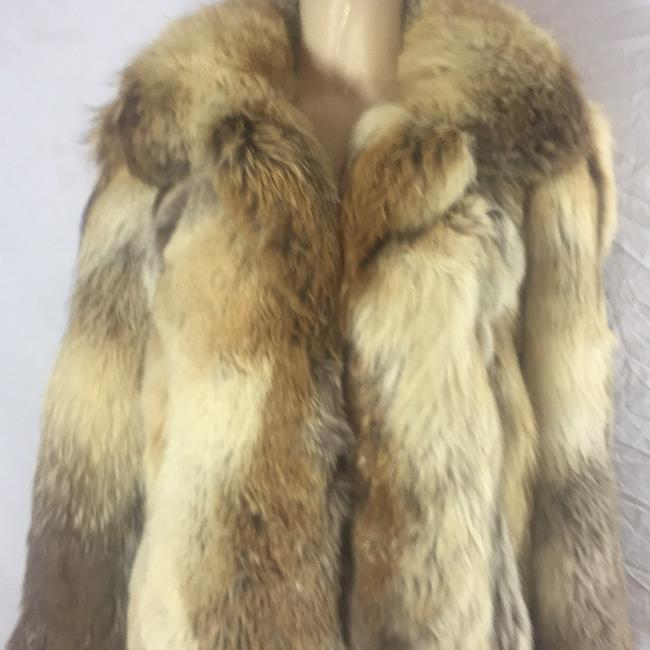 Canadian Fox Fur Fur Coat Image 1