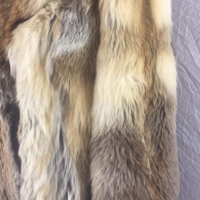 Canadian Fox Fur Fur Coat Image 3
