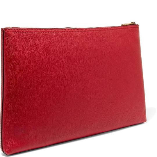 Gucci red Clutch Image 2