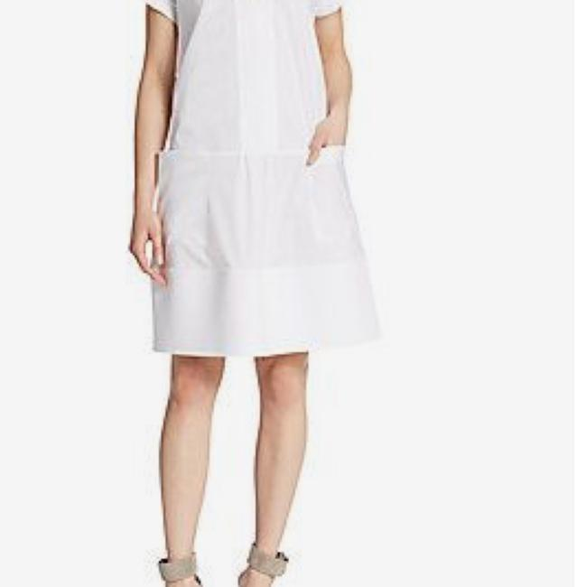 white Maxi Dress by Vince Image 1
