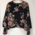 Vince Camuto Top Navy Image 1